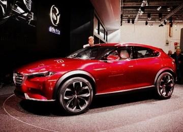 2019 Mazda cx-4
