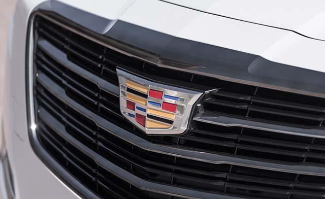 2020 Cadillac XT9 grille