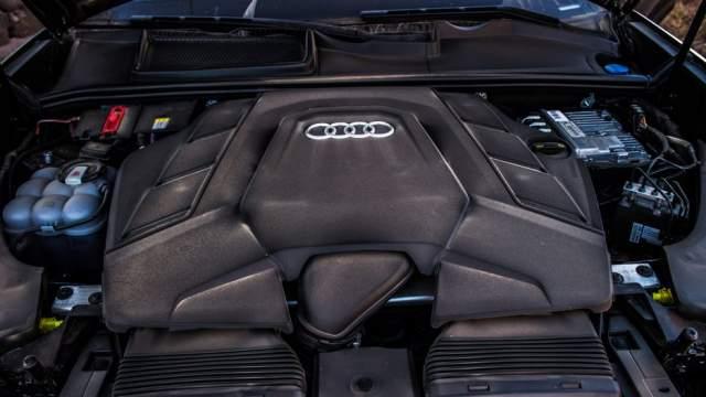 2019 Audi Q8 engine