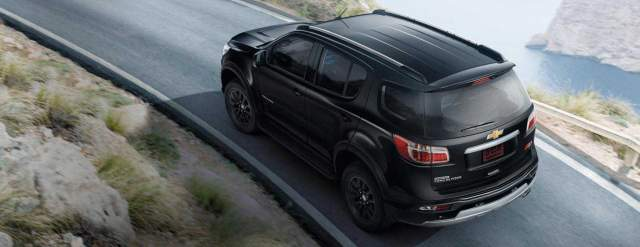 2019 Chevy Trailblazer Z71