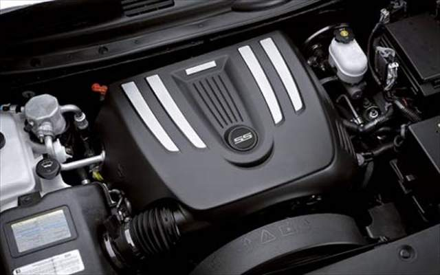 2019 Chevy Trailblazer ss engine