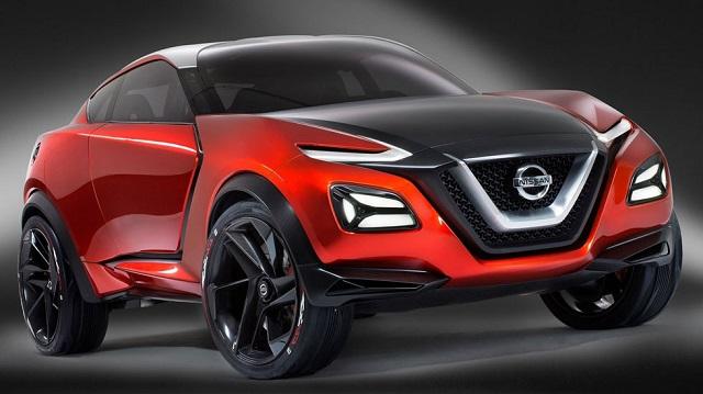 2019 Nissan Juke Nismo concept