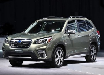 2020 Subaru Forester new