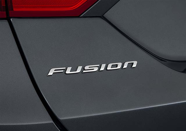 Ford Fusion Crossover concept