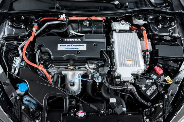 2019 Honda Pilot Hybrid specs