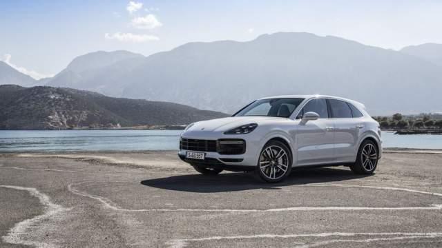 2020 Porsche Cayenne Turbo release date