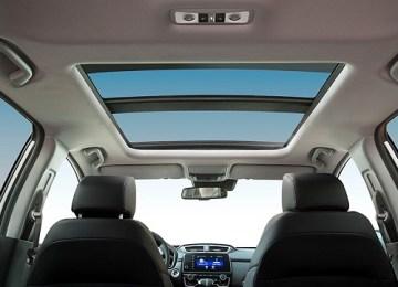 2020 Honda CR-V panoramic sunroof