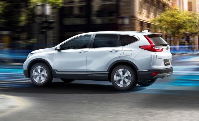 2020 Honda CR-V redesign