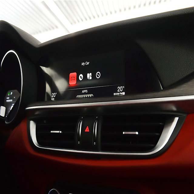 2020 Alfa Romeo Stelvio Mid-Cycle Redesign