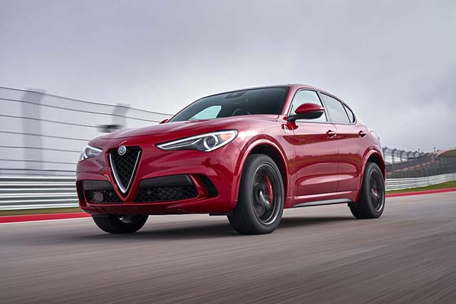 2020 Alfa Romeo Stelvio release date