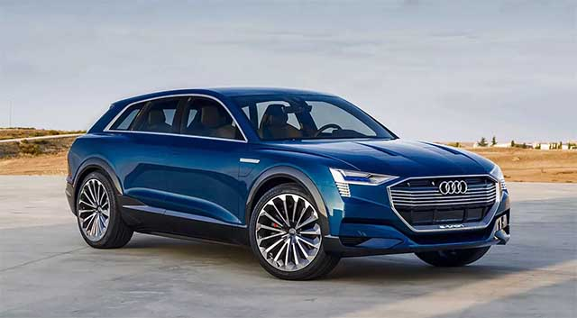 2020 Audi Q6 e-tron SUV