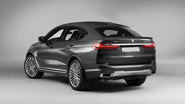 2020 BMW X8 concept