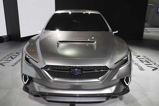 2020 Subaru Outback viziv concept