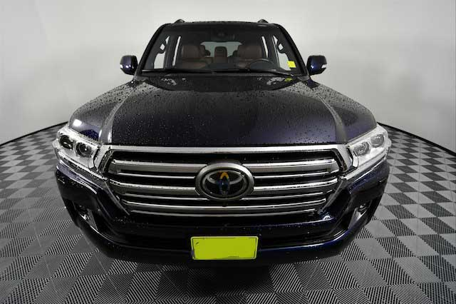 2020 Toyota Land Cruiser price