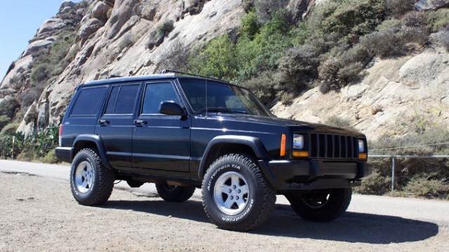 Jeep Cherokee XJ specs