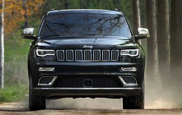 2020 Jeep Cherokee redesign