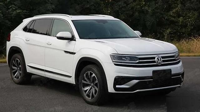 2020 VW Atlas Cross Sport release date