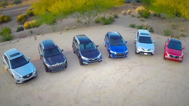 New 2020 Compact SUV Models