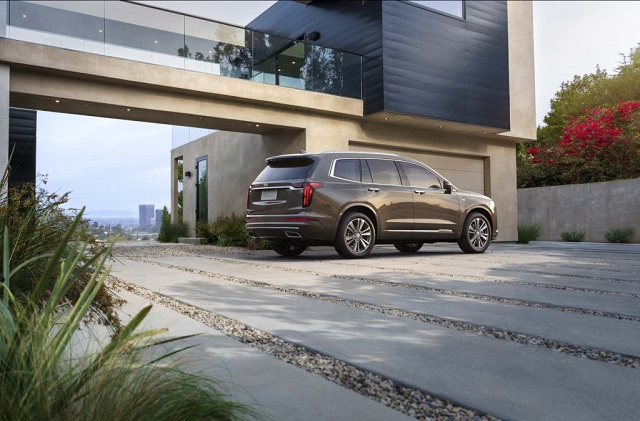 2020 Cadillac XT6 release date