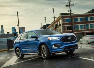 2020 Ford Edge redesign