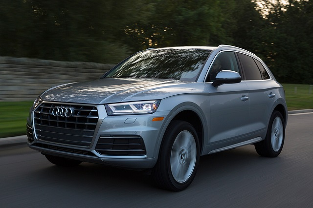2020 Audi Q5 price