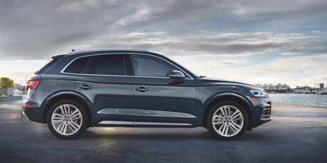 2020 Audi Q5 restyling