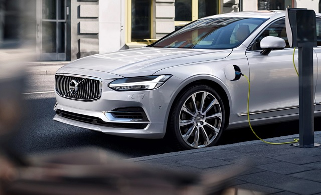 2021 Volvo XC90 redesign electric
