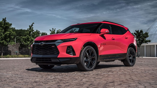 2020 Chevy Blazer Will Introduce SS Model With 500 hp ...