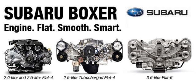 2020 Subaru Crosstrek Turbo boxer