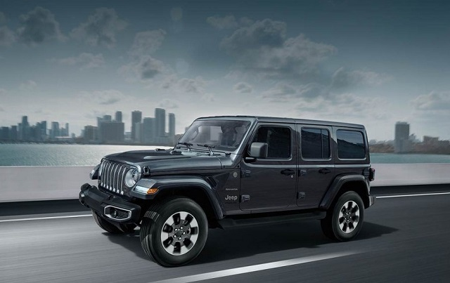 2020 Jeep Wrangler release date