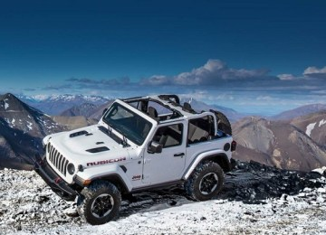2020 Jeep Wrangler rubicon price