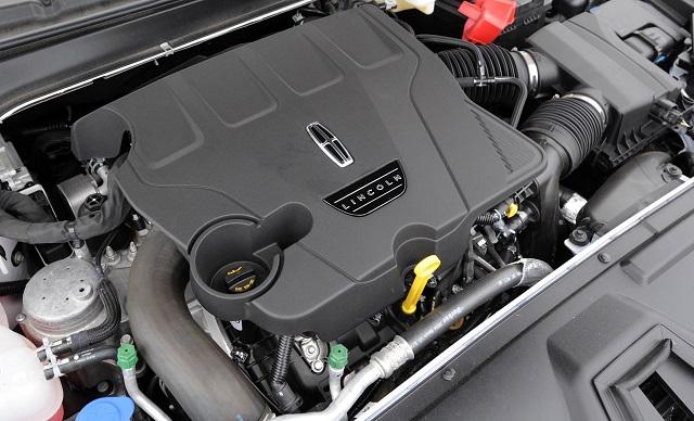 2020 Lincoln Aviator 3.0 engine