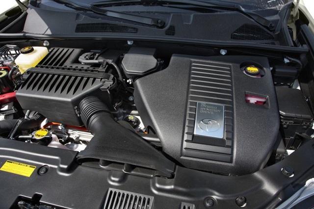 2020 Toyota Highlander Hybrid mpg