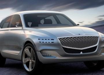 Genesis SUV concept