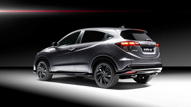 2020 Honda HR-V hybrid usa