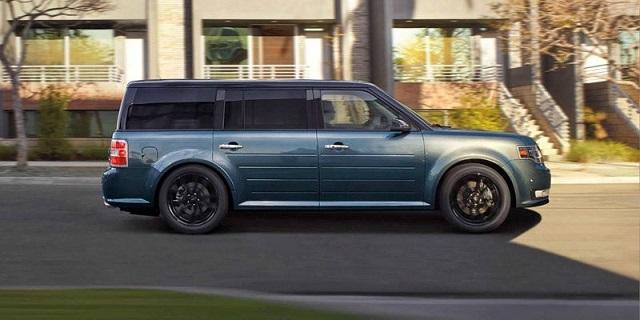 2020 ford flex changes