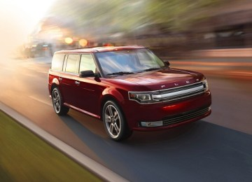 2020 ford flex discontinued