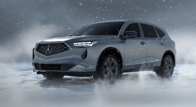 photos of the allnew 2021 acura mdx leaked  suvs daily