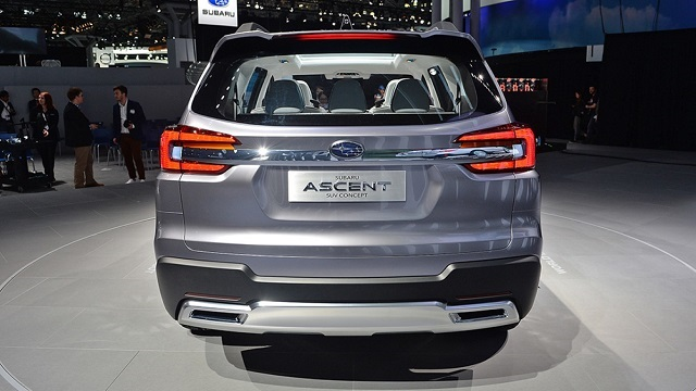 2021 Subaru Ascent concept
