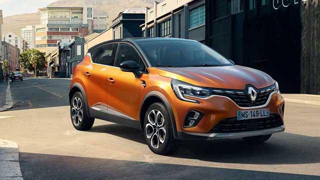 nuova Renault Captur 2020