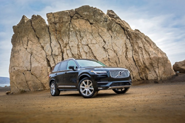 2021 volvo xc90 is coming with level 4 autonomous drive