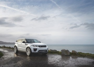 2021 Land Rover Evoque redesign