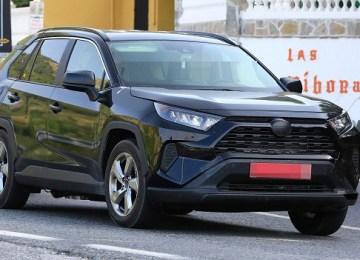 2021 Toyota RAV4 plug in hybrid