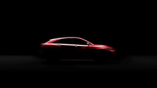 2021 Infiniti QX55 Teased, Sales Start Next Summer | 2019 ...