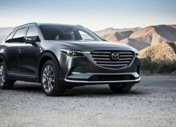 2021 Mazda CX-9 redesign