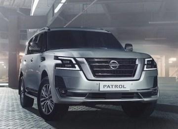 2021 Nissan Armada Patrol concept