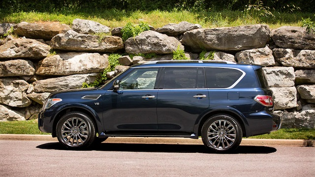 2021 Nissan Armada concept