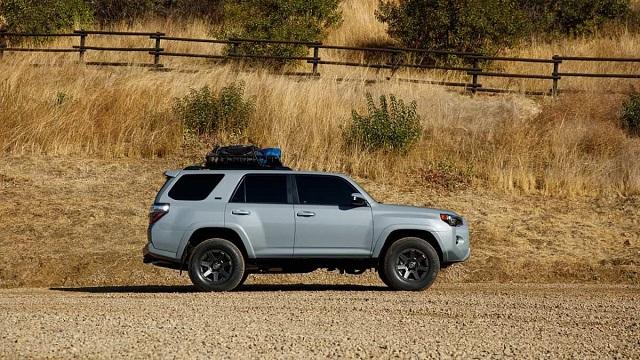 2021 Toyota 4Runner redesign