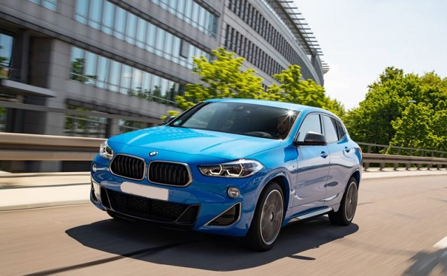 2021 BMW X2 release date in US