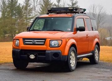 2021 Honda Element To Compete Jeep Baby Wrangler